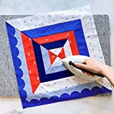 """The Professional Quilter's Choice 13.5""""x13.5"""" Wool"""
