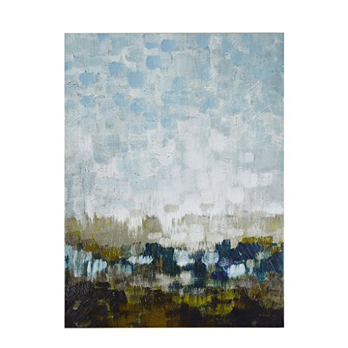 RE Abstract Land Gel Coated Canvas Multi See Below ()
