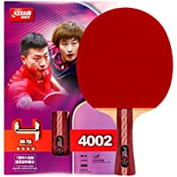 DHS raqueta de tenis de mesa 4002, Ping Pong Paddle, Tenis de mesa raquetas–Shakehand