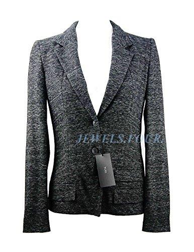 Hugo Boss Cotton & Wool Business JASMENA Blazer Jacket SZ 10