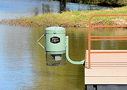 fish feeder auto and feeders for academy house interior ponds exterior
