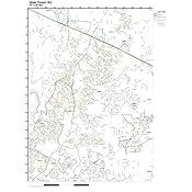 Wake Forest Nc Zip Code Map.Amazon Com Zip Code Wall Map Of Wake Forest Nc Zip Code Map Not