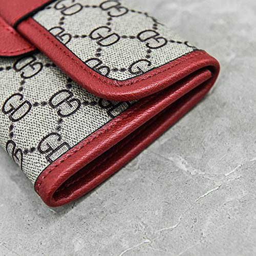 Long Popular Handbags clutch Wallet Card Wallet Woman Black Organizers Creit Bags Fashion Womens and Women Purses wallets Aw0xgUqxp4