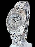 Eppmann Quartz Swarovski Stones Silver Plated Brass Unisex Watch OccitanSSS, Watch Central