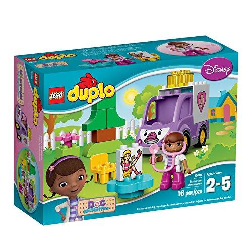 LEGO DUPLO Brand Disney 10605 Doc McStuffins Rosie the Ambulance Building -