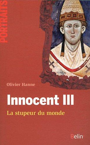 Innocent III - La stupeur du monde