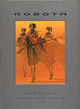 book cover of Robota