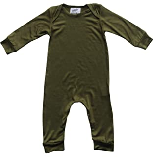 0e3dcdeb87b1 Amazon.com  Monag Baby Long Sleeve Romper  Clothing