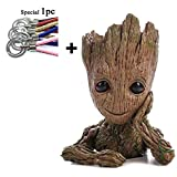 KEQI Figura Growing Groot, Guardians of the Galaxy Vol. 2 Figure Groot Premium Motion Statue