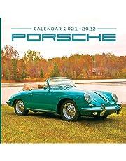 Porsche Calendar 2021-2022: January 2021 through February 2022, Automobile Calendar