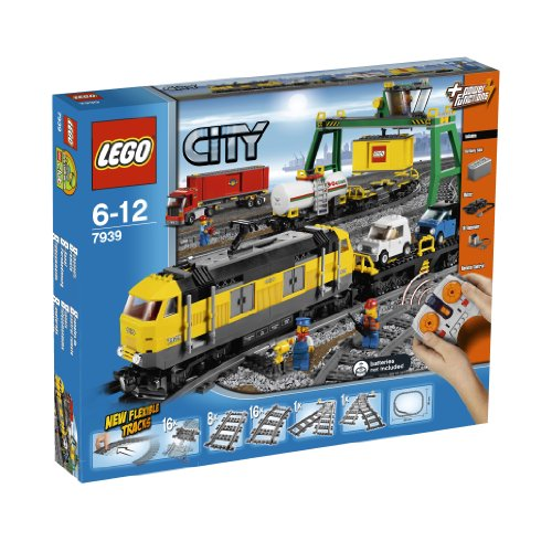 LEGO Cargo Train Discontinued manufacturer product image