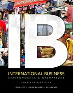 International business 16th edition 9780134200057 economics international business environments operations 14th edition fandeluxe Image collections