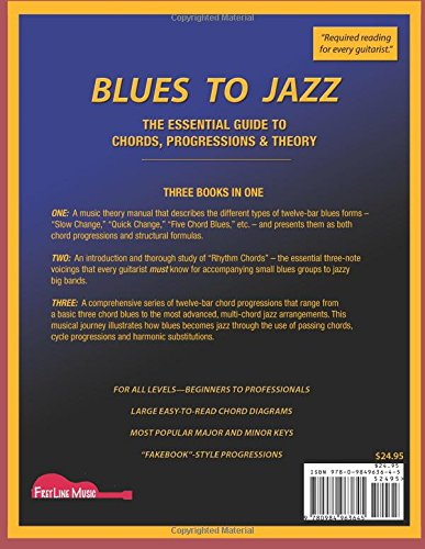 Blues to jazz the essential guide to chords progression theory blues to jazz the essential guide to chords progression theory jack eskridge 9780984963645 amazon books fandeluxe Image collections