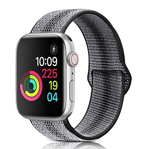 Compatible with iWatch Band Nylon 42MM/44MM Soft