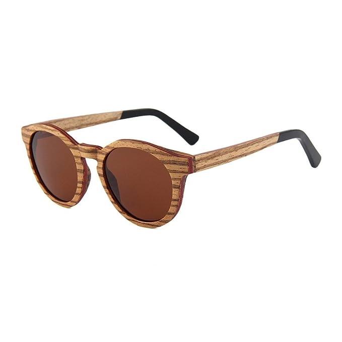 Shop 6 Gafas de sol Gafas de sol polarizadas gafas de sol polarizadas de madera corsé para damas y empalme de tabls con tablas.