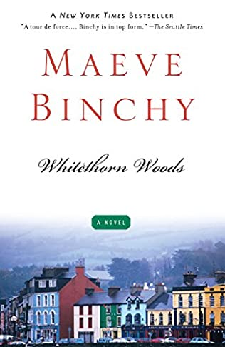 book cover of Whitethorn Woods