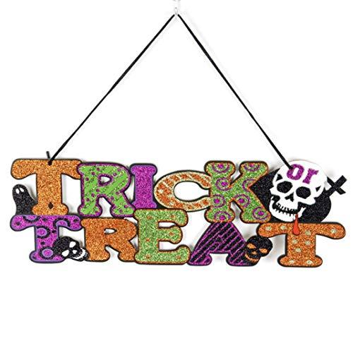 Halloween Decoration Props, Creazy Flash Tag Window Bar