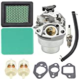 HRR216 Carburetor Air Filter for Honda GCV160 GCV160A GCV160LA GCV160LE Engine HRS216 HRT216 HRB216 HRZ216 Walk-Behind Lawn Mower Parts