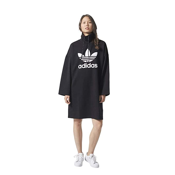 836be32cdd173 Adidas Loose HN Dress Womens CY7516 Size L Black  Amazon.ca  Clothing    Accessories