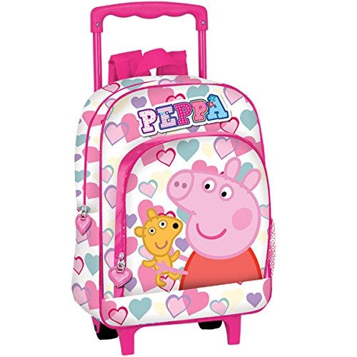 Montichelvo Peppa Pig - Carro infantil 40228: Amazon.es: Ropa y accesorios