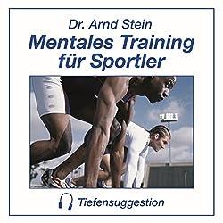 Mentales Training für Sportler. Tiefensuggestion