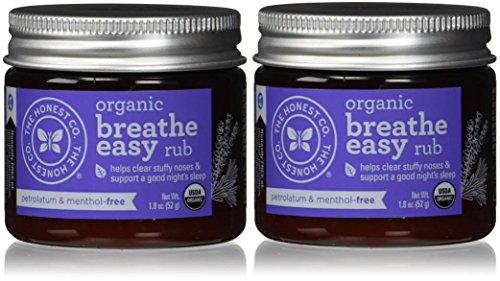 Orgainc Honest Company Organic Breathe product image
