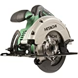 "Hitachi C18DGLP4 18V Cordless Lithium-Ion 6-1/2"" Circular Saw with Lifetime Tool Warranty (Tool Only, No Battery)"