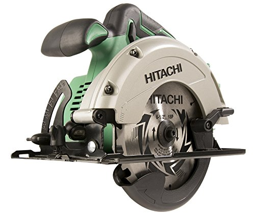 Hitachi C18DGLP4 18V Cordless Lithium-Ion 6-1 2 Circular Saw with Lifetime Tool Warranty Tool Only, No Battery