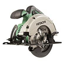 Hitachi Powertools C18DGLP4 18V Cordless Lithium-Ion 6-1/2-Inch Circular Saw with Lifetime Tool Warranty (Tool Only, No Battery)