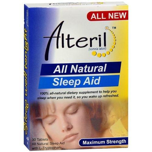 ALTERIL SLEEP AID - SOMMEIL NATUREL - 30 CAPS (PACK DE 3)