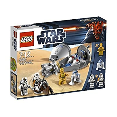 LEGO Star Wars Droid Escape 9490 (Discontinued by manufacturer): Toys & Games
