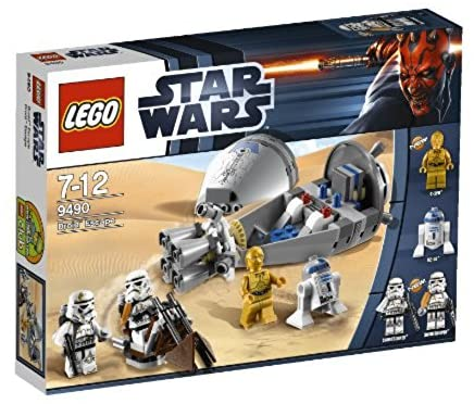 LEGO Star Wars Droid Escape 9490 (Discontinued by manufacturer)