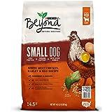 Purina Beyond Small Dog Natural High Protein, Chicken Barley & Egg Recipe Dry Dog Food, 14.5Lb Bag