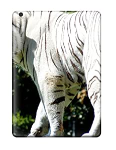 EGkCllR1435XJiEd White Bengal Tiger Awesome High Quality Ipad Air Case Skin