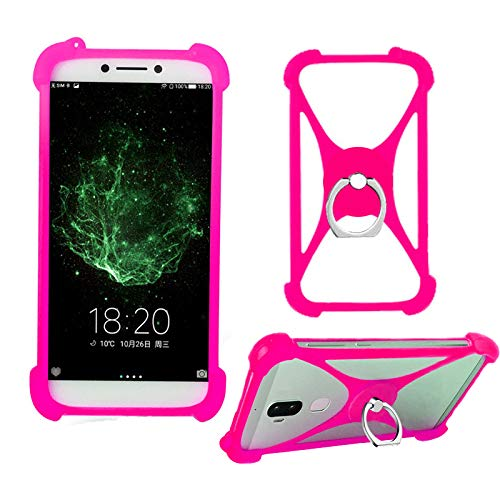 Amazon com: Lankashi Rose Phone Silicone Cover Case for