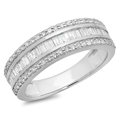 0.95 Ct Tw Round Diamonds - 2