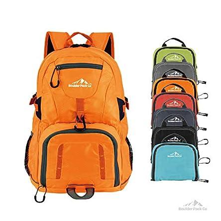 Boulder Pack Co. Lightweight Foldable Travel &...