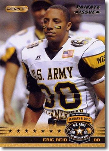 (5) 2010 ERIC REID Razor / Leaf US Army All-American RCs LSU