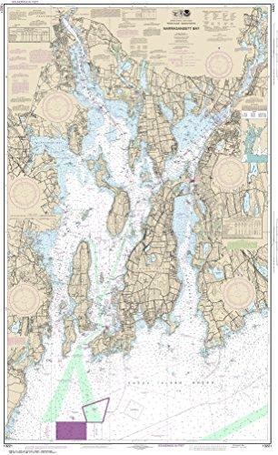 NOAA Chart 13221 Narragansett Bay: 53.67