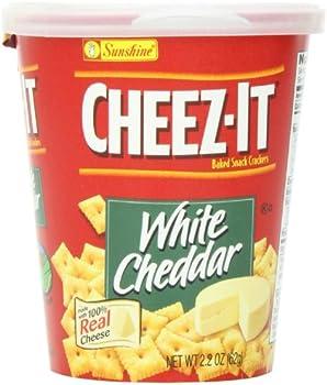 10-Pk. Cheez-It Cracker Cup 2.2 Ounce