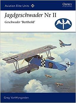 Jagdgeschwader Nr Ii Geschwader 'berthold' por Harry Dempsey epub