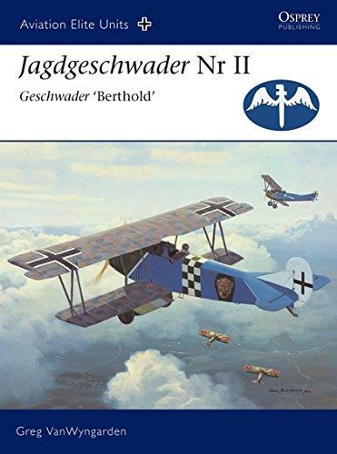 Read Online Jagdgeschwader Nr II Geschwader 'Berthold' (Aviation Elite Units) ePub fb2 ebook