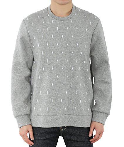 wiberlux-neil-barrett-mens-embroidered-thunderbolt-pattern-side-zipper-sweatshirt-m-gray