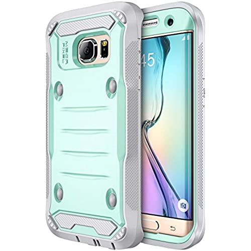 Galaxy S7 Edge Case, E LV Samsung Galaxy S7 Edge Hybrid Armor Protection Defender (WITHOUT Built-in Screen Protector Sales