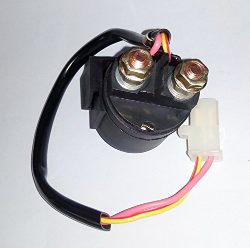 HIFROM(TM) Replace Starter Relay Solenoid for Yamaha GRIZZLY 600 YFM600 1998 1999 2000 2001 ATV NEW (Yamaha Prices Grizzly)