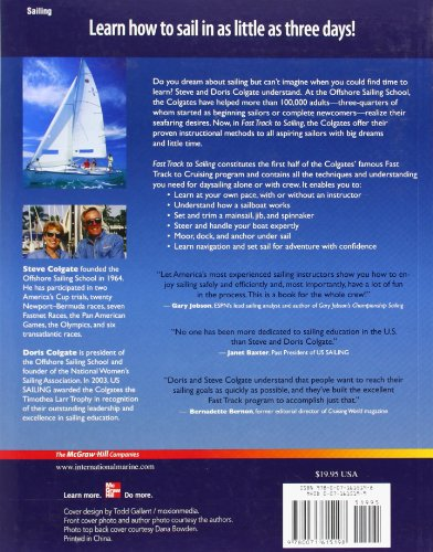 Fast Track to Sailing: Learn to Sail in Three Days (International Marine-RMP)