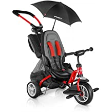 PUKY 2415 tricycle Cat S6 Ceety red