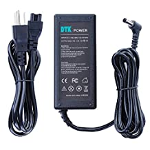 DTK AC Adapter Charger Supply Power for LCD TFT Monitors, TVs, DVDTVs, and other equipment Output: 12V 5A 60W ( Compatible 12V 3A 36W / 12V 4A 48W )