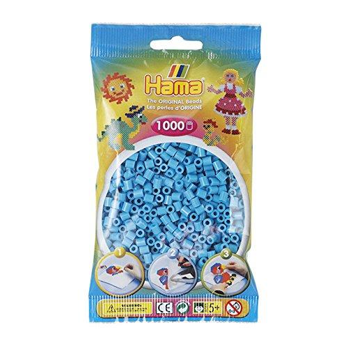Hama Beads Ice Blue