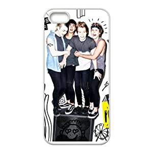 5 Seconds Of Summer Cell Phone Case for Iphone 5s